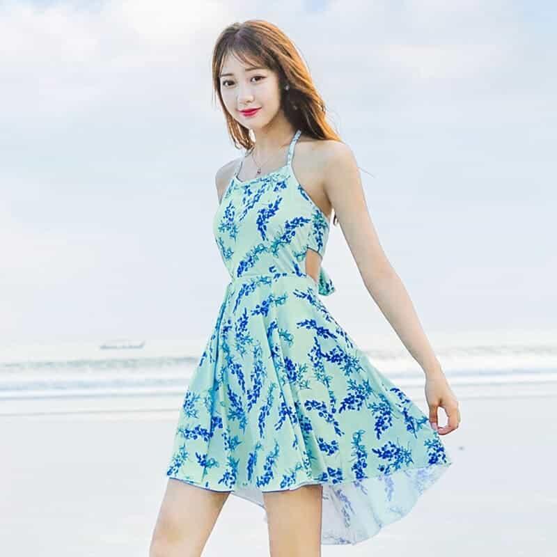 Áo Tắm Nữ Đẹp - DLAT56