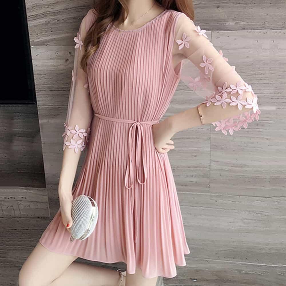 Đầm Đẹp Quyến Rũ - VDDD56