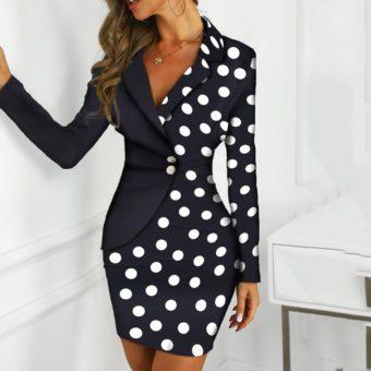 Váy Công Sở Giá Rẻ - VDVS57